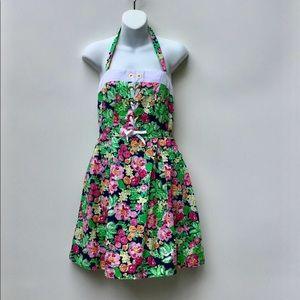Lilly Pulitzer Gateway Brandi Halter Dress